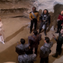 """Still from """"The Chase"""" (TNG)"""